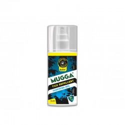 MUGGA Spray-mgiełka przeciw kleszczom z ikarydyną 25%  75ml