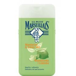 Le Petit Marseillais Żel pod prysznic Mandarynka-Limonka  250ml