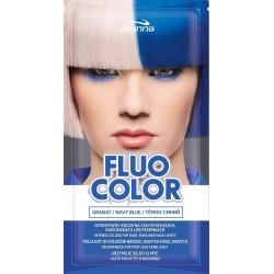 Joanna Fluo Color Szampon koloryzujący w saszetce Granat  35g