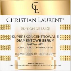 Christian Laurent Superskoncentrowane Diamentowe Serum napinające pod oczy,na czoło i okolice ust 30ml