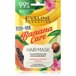 EVELINE HAIR  Maska odżywcza Banan 20ml sasz.