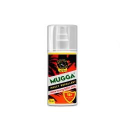 MUGGA Strong Mleczko przeciw owadom50%75ml& 23%vat