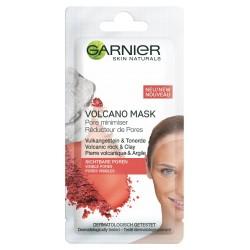 Garnier Skin Active Maseczka ze skałą wulkaniczną Volcano - cera z niedoskonałościami  8ml