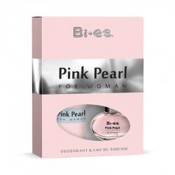 Bi-es Pink Pearl Komplet Woda Perfumowana + Deo spray