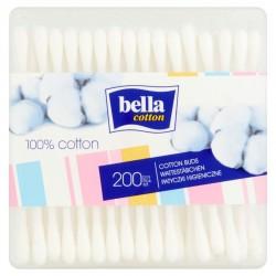 TZMO Bella patyczki do uszu pudełko plastikowe 200 sztuk