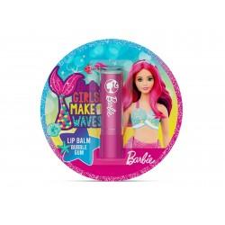 Bi-es for Kids Pomadka ochronna do ust Barbie Bubble Gum 1szt