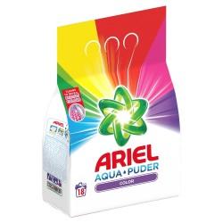 Ariel AquaPuder Color Proszek do prania 18 prań 1.35kg