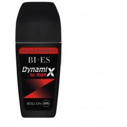 Bi-es Dynamix for Men dezodorant roll-on 50ml