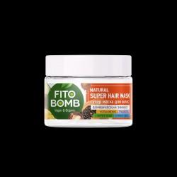 FITO BOMB Maska d/wł 250ml Nawilżenie