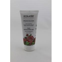 ECL ORGANIC WILD ROSE Żel d/twarzy 100 ml