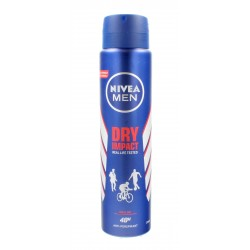 Nivea Dezodorant DRY IMPACT spray męski  250ml