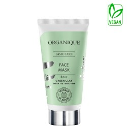 ORGANIQUE Maska do twarzy BASIC CARE DETOX 50ml