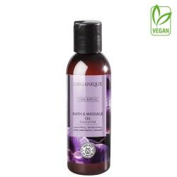 ORGANIQUE Olej kąpiel/masaż CZARNA ORCHIDEA 125ml