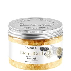 ORGANIQUE Sól do kąpieli ETERNAL GOLD 600g