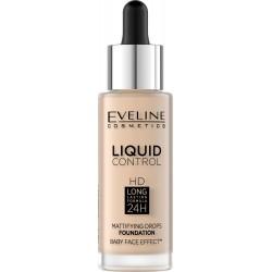 EVELINE KOL FLUID w droperze Liquid Control 001