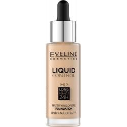 EVELINE KOL FLUID w droperze Liquid Control 011