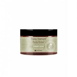 BARWA Barwy Harmonii Masło do ciała pielęgnujące Green Olive  220ml