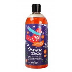 Farmona Olejek do kąpieli energetyzujący Orange Delice- wersja świąteczna  500ml