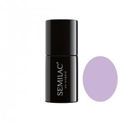 SEMILAC Extend Lakier hybrydowy 5in1 nr 811 Pastel Lavender  7ml