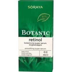Soraya Botanic Retinol 40+ Botaniczne Super Serum wygładzające  30ml