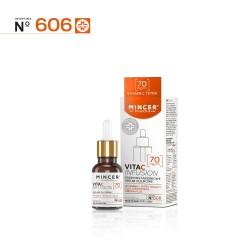Mincer Pharma Vita C Infusion Serum olejkowe przeciwstarzeniowe nr 606   15ml