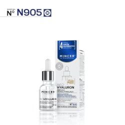 Mincer Pharma Neo Hyaluron Ampułka hydroliftingująca do twarzy nr 905   15ml