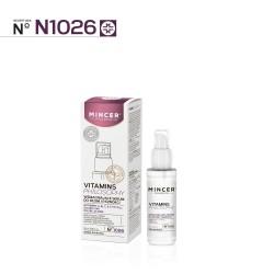 Mincer Pharma Vitamins Philosophy Serum wzmacniające do dłoni i paznokci nr 1026   30ml
