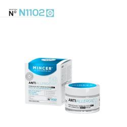 Mincer Pharma Anti Allergic Krem odmładzający na dzień i noc  nr 1102  50ml