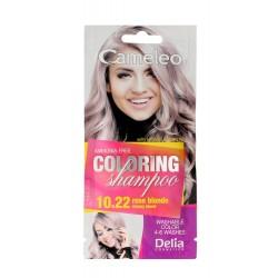 Delia Cosmetics Cameleo Szampon koloryzujący nr 10.22 Różany Blond  1szt