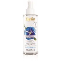Delia Cosmetics Eko Florist Len Mineralizowana Woda termalna  200ml