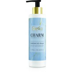 Delia Cosmetics Charm Aroma Ritual Krem do rąk perfumowany - Fall in Love  200ml