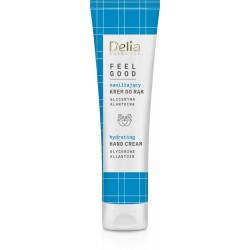 Delia Cosmetics Feel Good Krem do rąk nawilżający 100ml