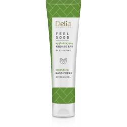 Delia Cosmetics Feel Good Krem do rąk wygładzający 100ml