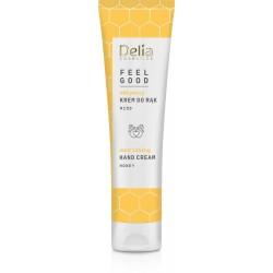 Delia Cosmetics Feel Good Krem do rąk odżywczy 100ml