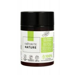 Favorite Nature Multifunkcyjny Krem do twarzy ,ciała i włosów z Olejem Moringa i Olejem Ryżowym  100ml